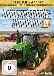 Verpackung von Landwirtschafts-Simulator 19: Premium Edition [PC]