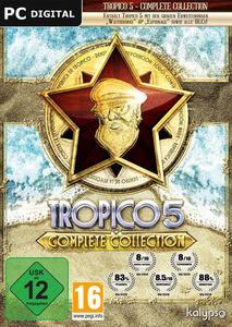 Verpackung von Tropico 5: Complete Collection [PC]