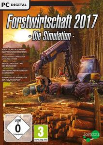 Verpackung von Forstwirtschaft 2017: Die Simulation [PC]