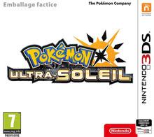 Emballage de Pokémon Ultra Soleil [3DS]