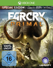 Verpackung von Far Cry Primal - Special Edition (100% Uncut) [Xbox One]
