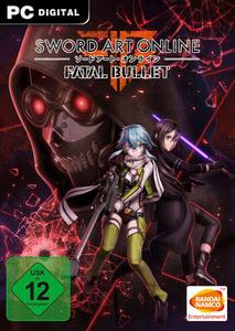 Verpackung von Sword Art Online: Fatal Bullet [PC]