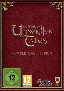Verpackung von The Book of Unwritten Tales Complete Collection [PC]