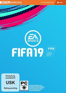 Verpackung von Fifa 19 (Code in Box) [PC]
