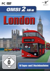 Verpackung von OMSI 2 London [PC]