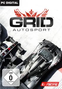 Verpackung von GRID: Autosport [PC]