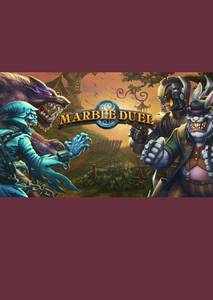 Packaging of Marble Duel [PC]