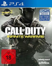 Verpackung von Call of Duty: Infinite Warfare [PS4]