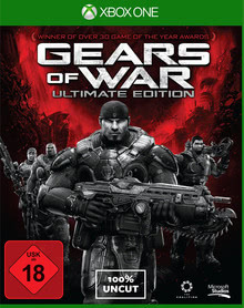Verpackung von Gears of War: Ultimate Edition [Xbox One]