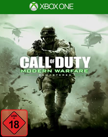 Verpackung von Call of Duty: Modern Warfare Remastered [Xbox One]