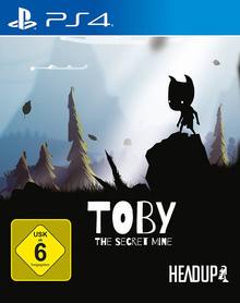 Verpackung von Toby: The Secret Mine [PS4]