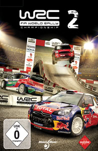 Verpackung von WRC 2 - World Rally Championship [PC]