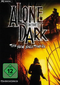 Packaging of Alone in the Dark: The New Nightmare [PC]