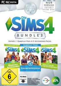 Verpackung von Die Sims 4 DLC Bundle 3 [PC / Mac]