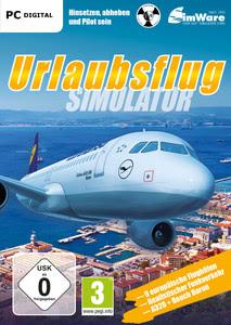 Verpackung von Urlaubsflug Simulator [PC]