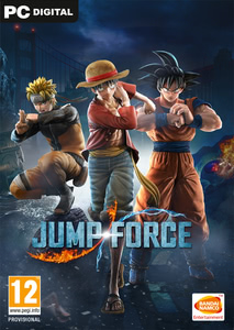 Packaging of Jump Force [PC]