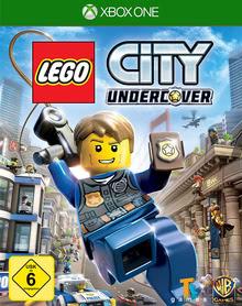 Verpackung von Lego City Undercover [Xbox One]