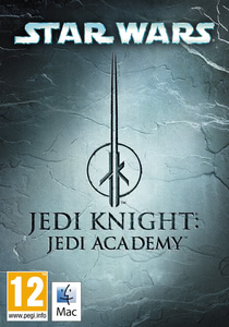 Packaging of Star Wars®: Jedi Knight®: Jedi Academy™ [Mac]