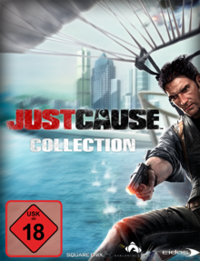 Verpackung von Just Cause Collection [PC]