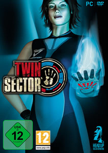Verpackung von Twin Sector [PC]