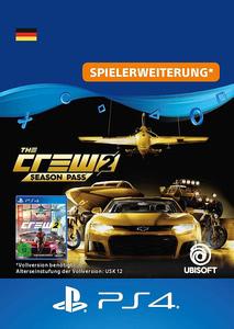 Verpackung von The Crew 2 Season Pass [PS4]