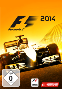 Verpackung von F1 2014 [PC]