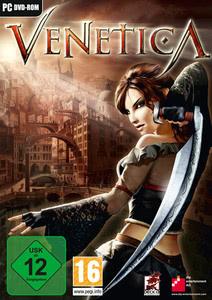 Verpackung von Venetica [PC]