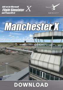 Packaging of Manchester X [PC]