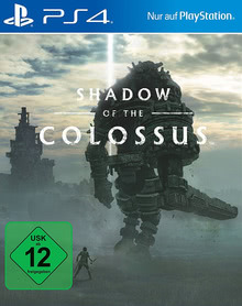 Verpackung von Shadow of the Colossus [PS4]