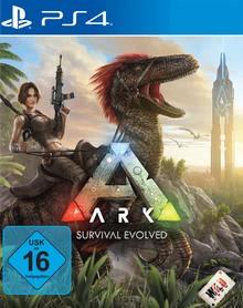 Verpackung von ARK: Survival Evolved [PS4]