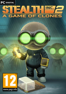 Packaging of Stealth Inc 2: A Game of Clones [PC / Mac]