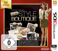 Verpackung von New Style Boutique Selects [3DS]