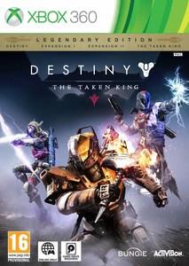 Verpackung von Destiny: König der Besessenen Legendäre Edition - PEGI AT [Xbox 360]