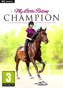 Packaging of My Little Riding Champion [PC]