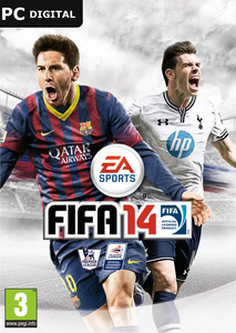 Packaging of FIFA 14 [PC]