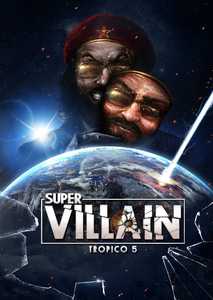 Packaging of Tropico 5 Supervillain [PC]