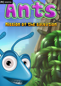 Packaging of Ants! Mission of the Salvation [PC]