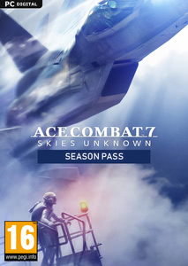 Packaging of Ace Combat 7 Skies Unknown Season Pass [PC]