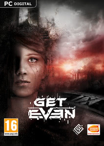 Packaging of Get Even [PC]