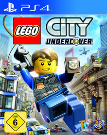 Verpackung von Lego City Undercover [PS4]