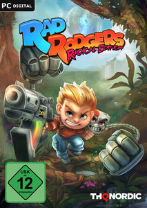 Verpackung von Rad Rodgers: Radical Edition [PC]