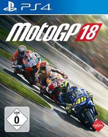 Verpackung von MotoGP 18 [PS4]