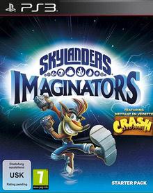 Verpackung von Skylanders Imaginators Starter Pack Crash Edition [PS3]