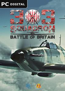 Verpackung von 303 Squadron: Battle of Britain [PC]