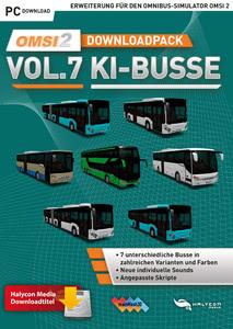 Verpackung von OMSI 2 Downloadpack Vol. 7 - KI-Busse [PC]