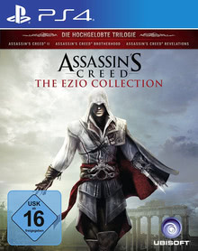 Verpackung von Assassin's Creed Ezio Collection [PS4]