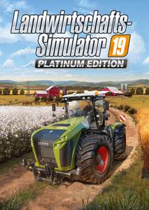 Verpackung von Landwirtschafts-Simulator 19 Platinum Edition Add-On [PC]