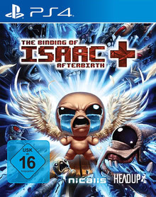 Verpackung von The Binding of Isaac - Afterbirth+ [PS4]