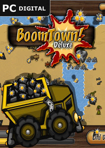 Packaging of BoomTown! Deluxe [PC]