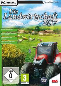 Verpackung von Die Landwirtschaft 2017 [PC]